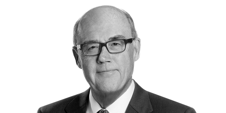 Portrait of PSP Investments Board member William A. MacKinnon
