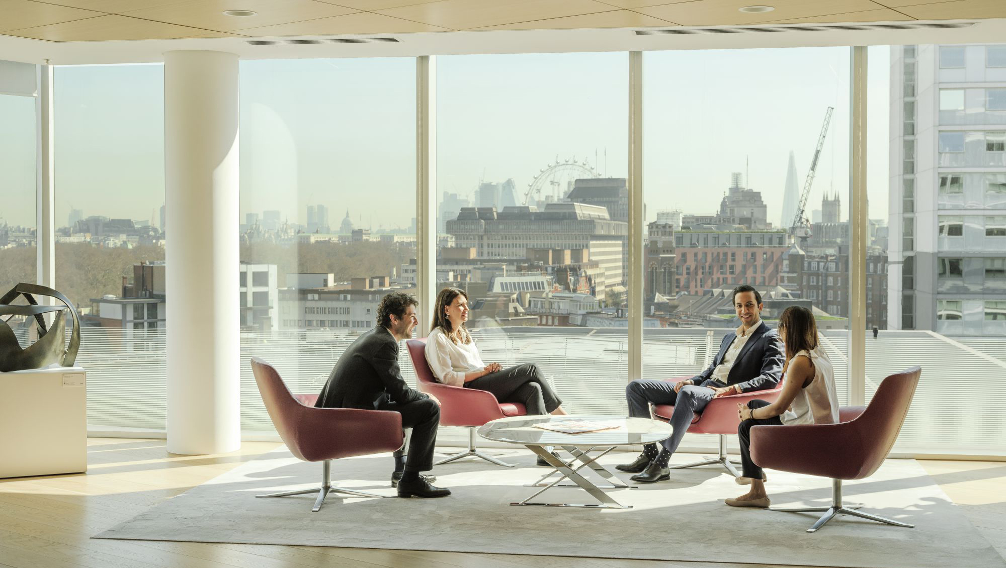 Tishman Speyer completes sale of major London office property