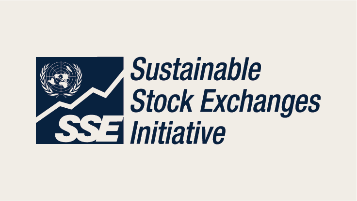 Sustainable Stock Exchange (SSE) Initiative logo