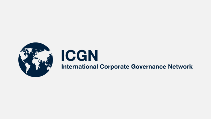 International Corporate Governance Network logo