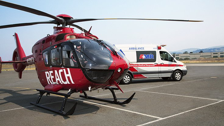 A video about PSP Investments' investment in Air Medical